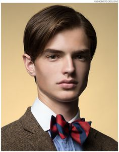 Fashionisto Exclusive: William Leverett by Brian Jamie
