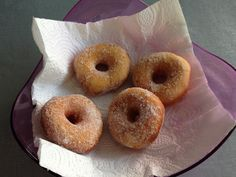 Des petits donuts ?