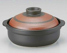 Yumeji for 45 persons 117inch Donabe Japanese Hot pot Black Ceramic Made in Japan -- Click image to review more details. (This is an affiliate link) #BakeandServeSets