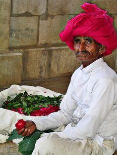 Color Coordinated Rajasthani