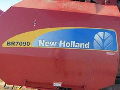 New Holland BR7090 hay equipment salvaged for used parts. This unit is available at All States Ag Parts in Salem, SD. Call 877-530-4010 parts. Unit ID#: EQ-23476. The photo depicts the equipment in the condition it arrived at our salvage yard. Parts shown may or may not still be available. http://www.TractorPartsASAP.com