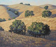 Evening Approaching Landscape Paintings, Vineyard, Outdoor, Art, Art Background, Kunst, Landscape, Vineyard Vines, Performing Arts