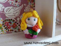 Aurora Fimo Princess Disney