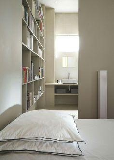 Decoration Salle De Bains  Belles Photos De Salles De Bains Qui Optimisent Lespace Cote Maison