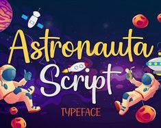 BrithosFontType on Etsy Handwritten Script Font, Typography, Lettering, Type Setting, Brush Pen, Handwriting, Wedding Designs, Design Projects, Graffiti