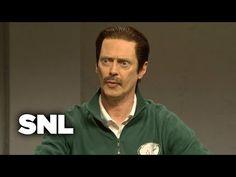 Steve Buscemi in Coach Bert - Saturday Night Live Steve Buscemi, Saturday Night Live, Mens Tops, Funny, Youtube, Humor, Snl, Ha Ha, Hilarious