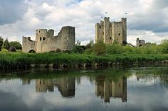 Trim Castle, County Meath, Ireland.