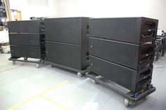 Meyer Sound System - ST94 is the proud owner and operator of a #Meyer Sound System!  #Audio geeks rejoice!