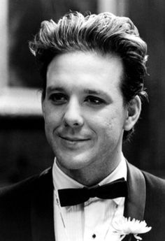 """Mickey Rourke in """"Diner,"""" 1982.  He was attractive when he was young, What Happened!!"""