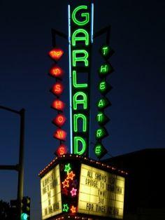 One of the most interesting neighborhoods in Spokane - The Garland District. My favorite neighborhood ever.