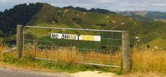 The Forgotten World Highway, New Zealand