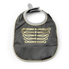 Baby Bib - Golden Grey From Elodie Details, SS17 - Happiness is Born