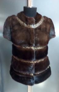 Прикрепленное изображение Shearling Coat, Fur Coat, Fur Clothing, Fabulous Furs, Mink Fur, Fur Jacket, Sewing, Womens Fashion, Model