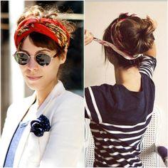 penteados/adornos