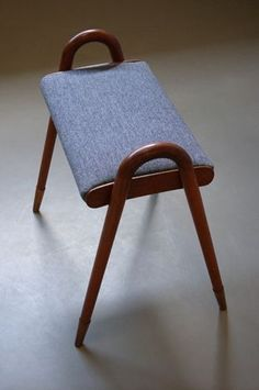 Love this simple stool, would be great by my piano.