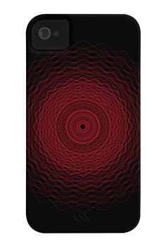 Erratic Movements II Phone Case for iPhone 4/4s,5/5s/5c, iPod Touch, Galaxy S4