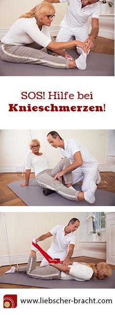 Knieschmerzen - Diese Beschwerde kennst auch du? Wir erklären dir, wie Kniebeschwerden entstehen und zeigen dir Übungen, mit denen du die Schmerzen in den Griff bekommen kannst! #Knieschmerzen #Hausmittel, #Meniskus, Knieschmerzen außen, Knieschmerzen innen