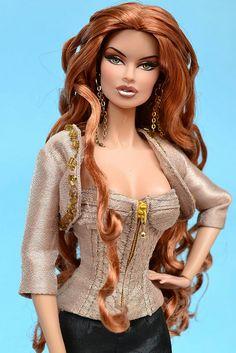 Barbie Mode, Barbie I, Barbie World, Barbie And Ken, Barbie Style, Beautiful Barbie Dolls, Pretty Dolls, Fashion Royalty Dolls, Fashion Dolls