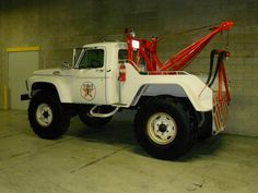 J Willy's Barn Find! Original 66 Ford F600 4x4 Wrecker built for Texico Oil in Wyoming
