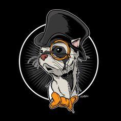 Dapper Ferret by luvataciousskull.deviantart.com on @DeviantArt