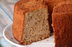 Mixed Fruit Tea Chiffon Cake