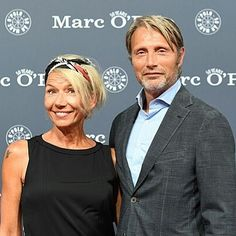 Marc O'Polo Celebrates Its 50th Anniversary: • Mads Mikkelsen with wife Hanne Jacobsen and other Guests attend the 50 Years of O' Fashion Show Event. Celebrating the 50th Birthday of MARC O'POLO, this glamorous event showed that MARC O'POLO Celebrates in style at its Headquarters on July 6, 2017 in Stephanskirchen (Bavaria), Germany.