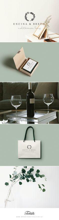 Encina & Brezo - Branding, Illustration, Packaging,