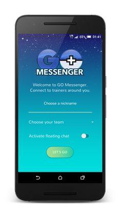 Descargar Pokémon GO Messenger APK para Android (gratis)