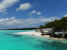 Flats off the Berry Islands, Bahamas
