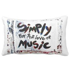 simply for the love of music