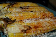 Best grilled corn on the cob recipe ever!