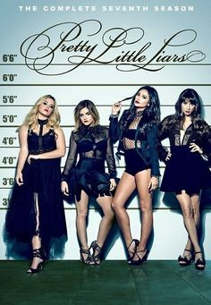 pll wallpaper iphone - Where Is Ashley Benson in Pretty Little Liars' Season 7 Poster Pretty Little Liars Fanfiction, Pretty Little Liars Saison, Watch Pretty Little Liars, Pretty Little Liars Outfits, Ashley Benson, Pll Wallpapers, Grey's Anatomy, Love Cartier, Pretty Little Lies