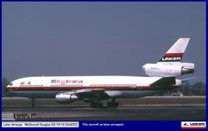 Laker Airways  McDonnell Douglas DC-10-10 (G-AZCC)