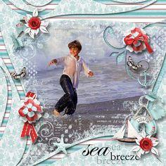 Sea voyage - Scrapbook.com