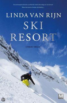 Over kleuren & lezen: Linda van Rijn - Ski Resort