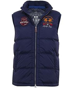 "Add a dose of designer-led character to your downtime ventures with the La Martina down gilet.   	 		 			 				 					Famous Words of Inspiration...""It is a good idea to shop around before you settle on a doctor. Ask about the condition of his Mercedes. Ask about the competence of his...  More details at https://jackets-lovers.bestselleroutlets.com/mens-jackets-coats/vests/product-review-for-la-martina-mens-quilted-down-gilet-navy/"
