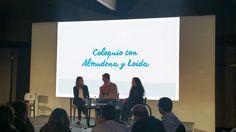 Muy emocionante estar allí junto a Almudena Rivera (Marca) y a Quique Huerta (CEO del Grupo Liberty Seguros) hablando delante de tanta gente maravillosa ❤️