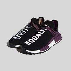 14b260f15 adidas Originals Human Race NMD Pharrell Holi Festival (Core Black). Human  Race ShoesAdidas ...