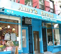 Amy's Bread, Hell's Kitchen | Cheese Biscuits = <3
