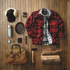 Lumbersexual é tendência na moda masculina: saiba como adotar o
