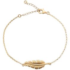 Women's Yellow Gold Bracelet by Betty Balaba Banana leaf gold bracelet (€730) ❤ liked on Polyvore featuring jewelry, bracelets, accessories, necklaces, gold, leaf jewelry, leaf bangle, mirrored jewelry, gold jewelry and gold leaf jewelry