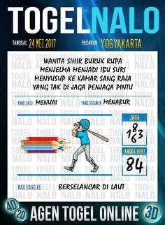 Pakong JP 2D Togel Wap Online TogelNalo Yogyakarta 24 Mei 2017