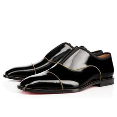 83dcf90932b Shoes - Alpha Male Chain Flat - Christian Louboutin Mens Designer Loafers