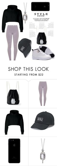 """""""Jordan's"""" by inmytutudrinkingtea ❤ liked on Polyvore featuring SO and Monica Rich Kosann"""