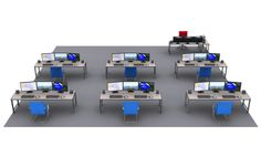 EXACT Training Center Inc., Philippine has selected ARI to provide ECDIS Simulators at it's training centre's located at Manila, Cebu and Iloilo. The simulators, each with six trainee stations, will have the Type-approved ECDIS software, Radar/ARPA module and  ARI Visualization module.