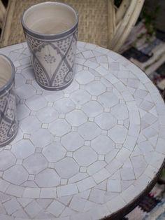 This table... Morrocan Table, Moroccan, Vase, Balcony, Blush, Spirit, Dreams, Inspiration, Garden