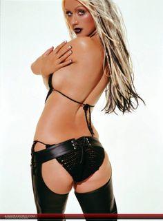 Christina Aguilera- Stripped