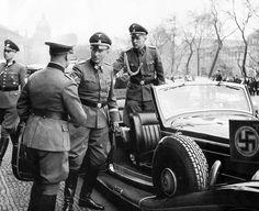 Reinhard Heydrich in Prague