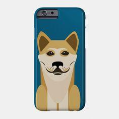 Hachiko vector akita dog phone case