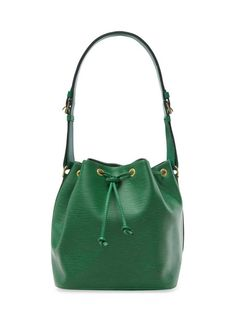 Borneo Green Epi Petit Noé by Louis Vuitton at Gilt